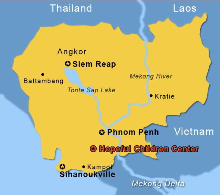 Economie Cambodja