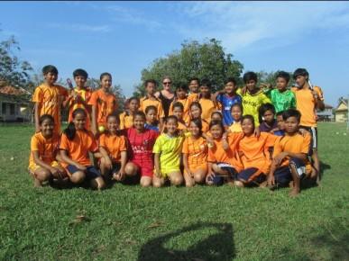 Sportproject Hopeful Children Center