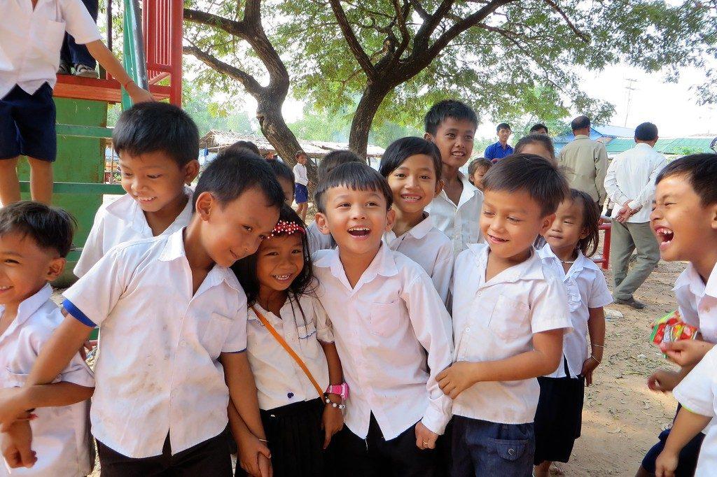 Met welk bedrag wilt u deze kinderen helpen?