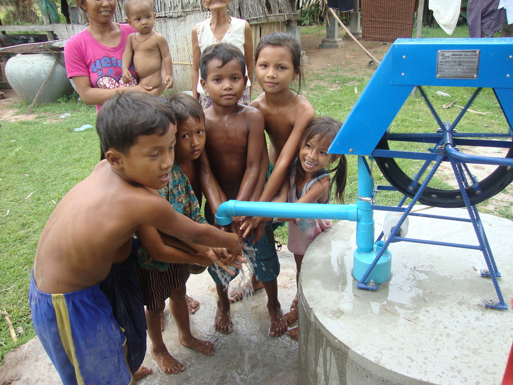 Waterpompenproject